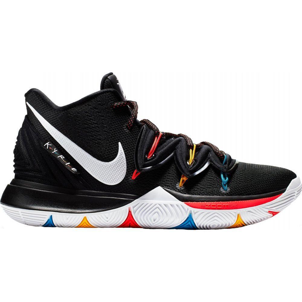 ナイキ Nike メンズ バスケットボール シューズ・靴【Kyrie 5 Friends Basketball Shoes】Black/White/Bright Crimson