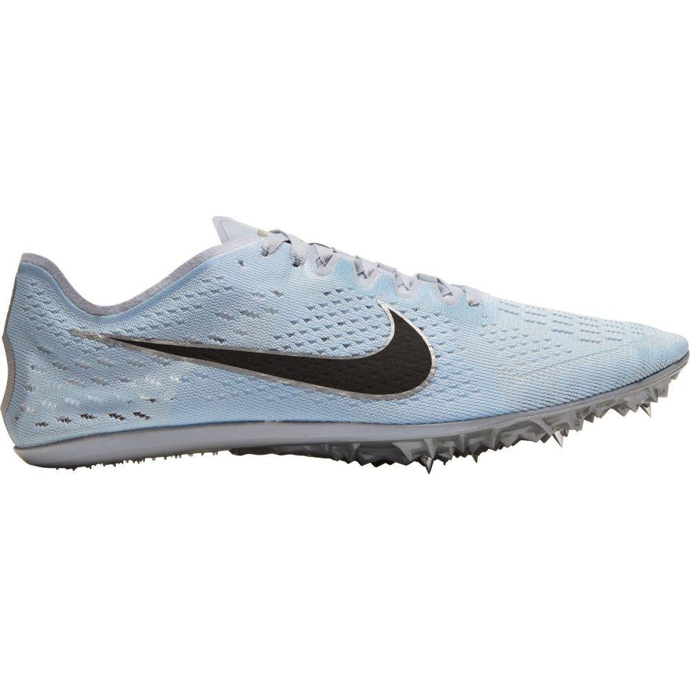ナイキ Nike メンズ 陸上 シューズ・靴【Zoom Victory 3 Track and Field Shoes】Blue/Grey