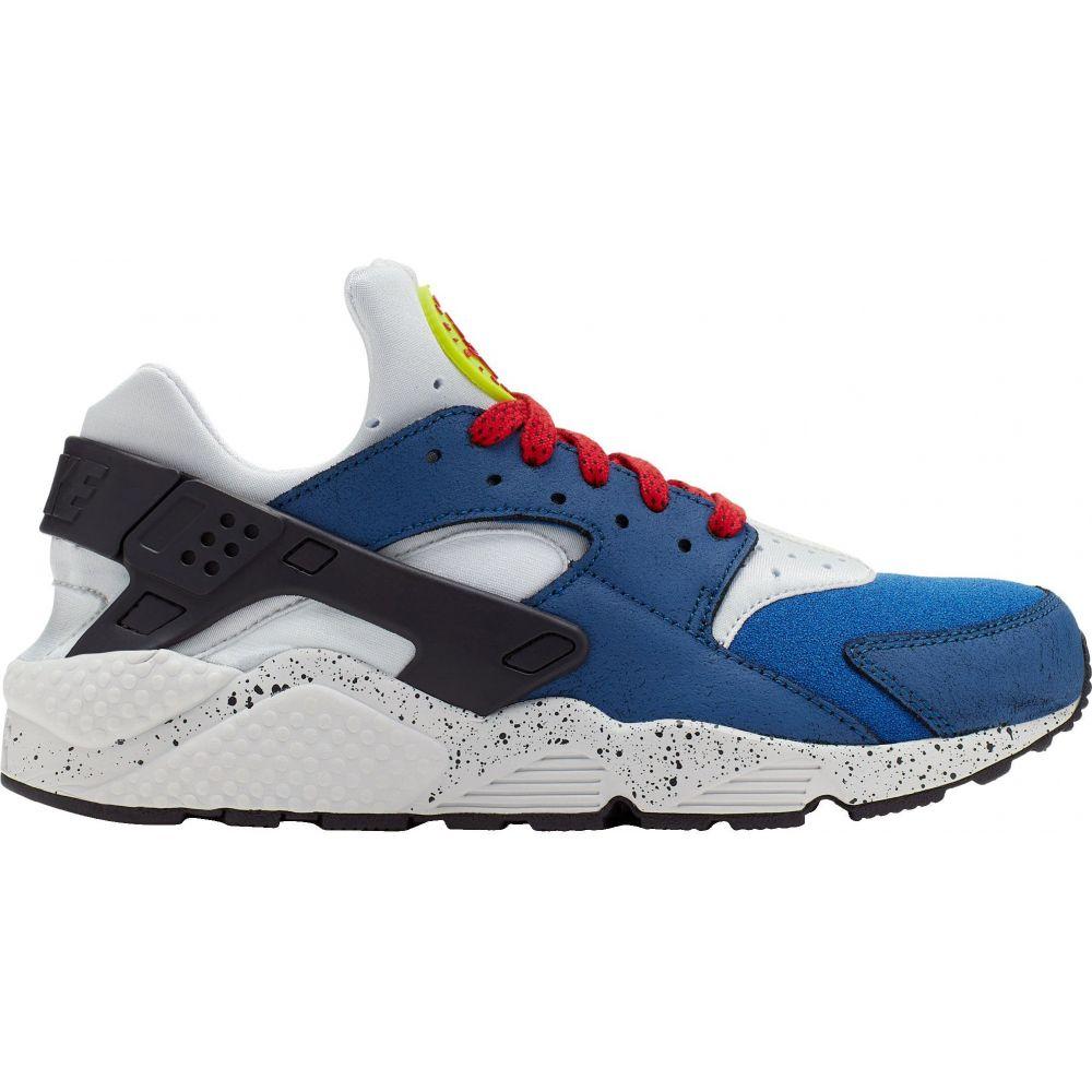 ナイキ Nike メンズ ランニング・ウォーキング シューズ・靴【Air Huarache Running Shoes】Blue/White