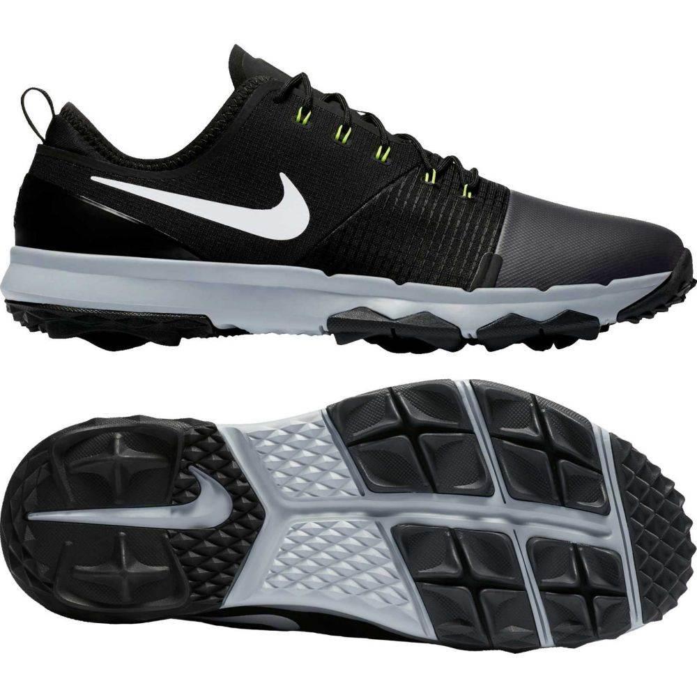 ナイキ Nike メンズ ゴルフ シューズ・靴【FI Impact 3 Golf Shoes】Black/White