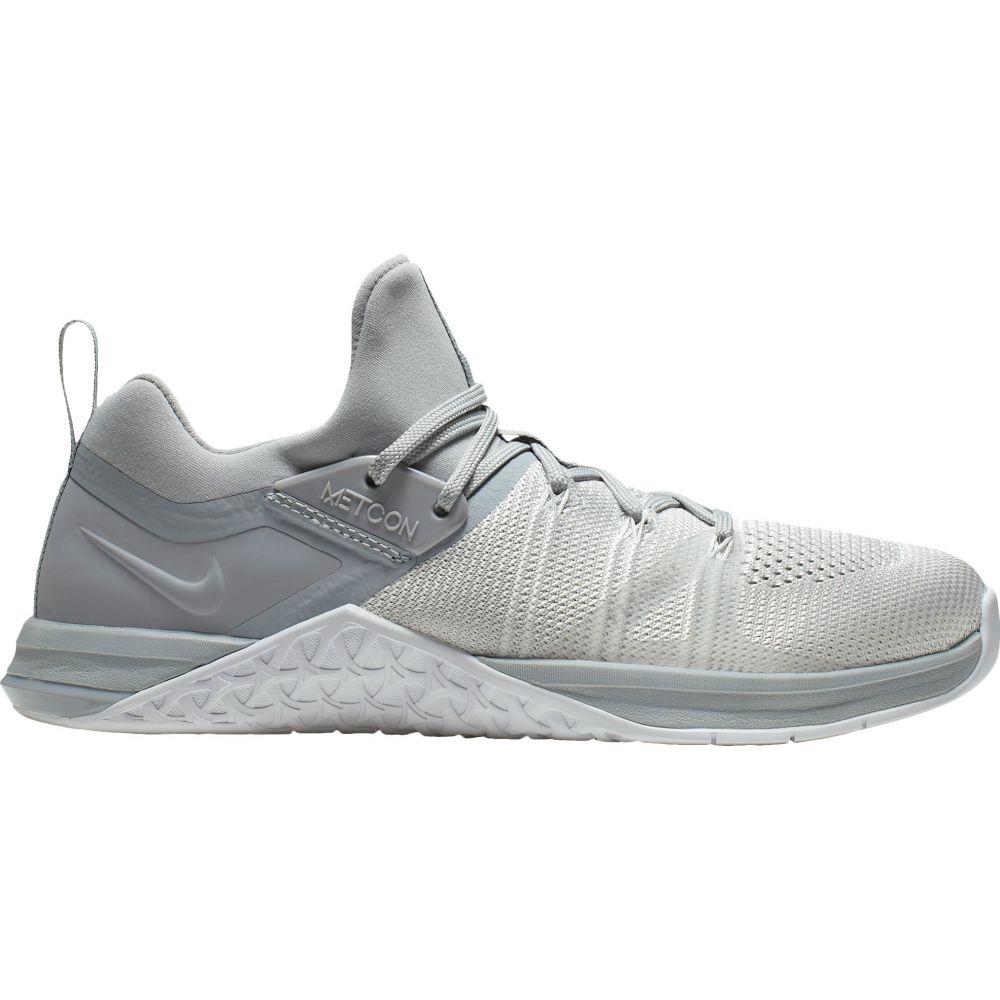 ナイキ Nike メンズ フィットネス・トレーニング シューズ・靴【Metcon Flyknit 3 Training Shoes】Wolf Gry/Oil Gry