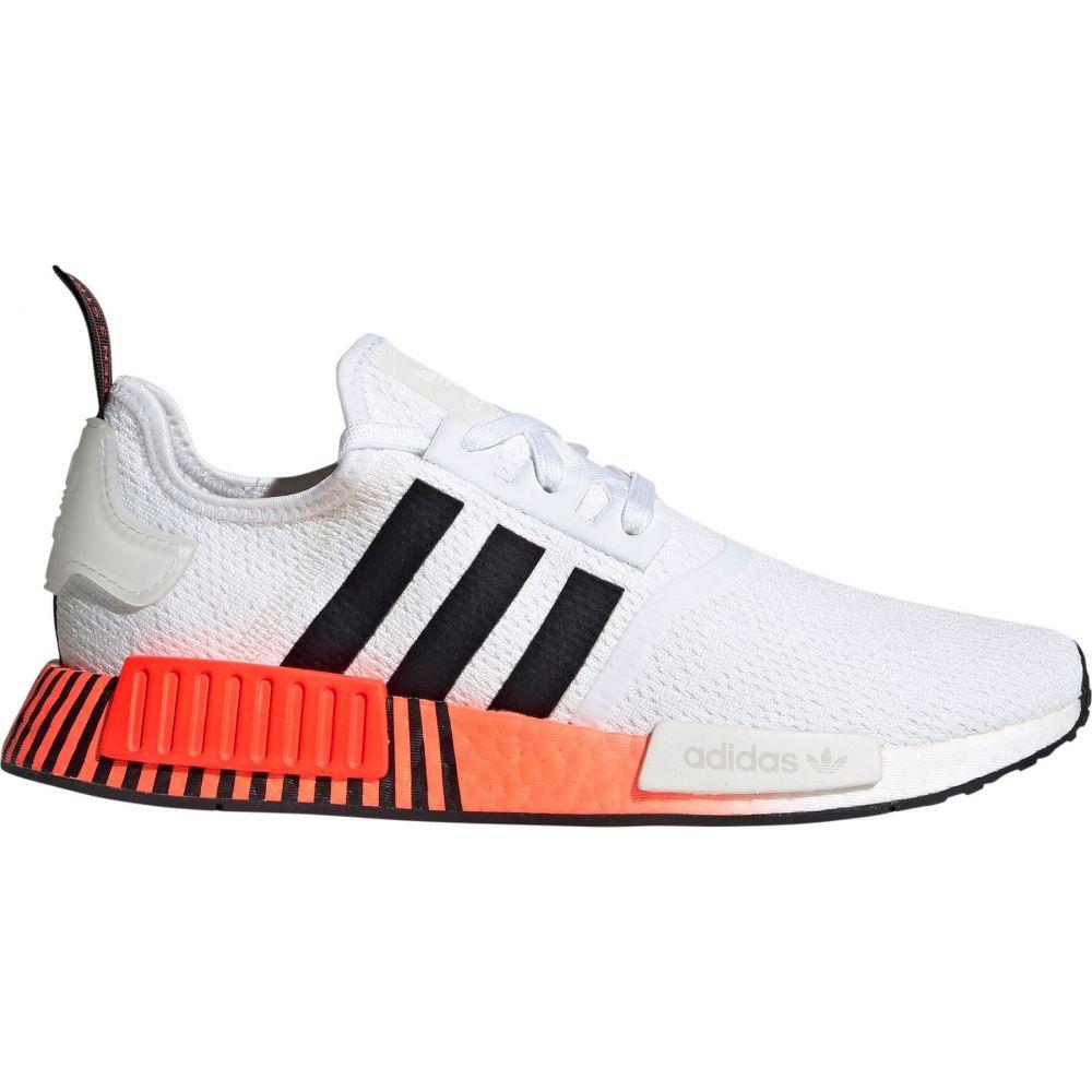 アディダス adidas メンズ シューズ・靴 【Originals NMD_R1 Shoes】White/Red