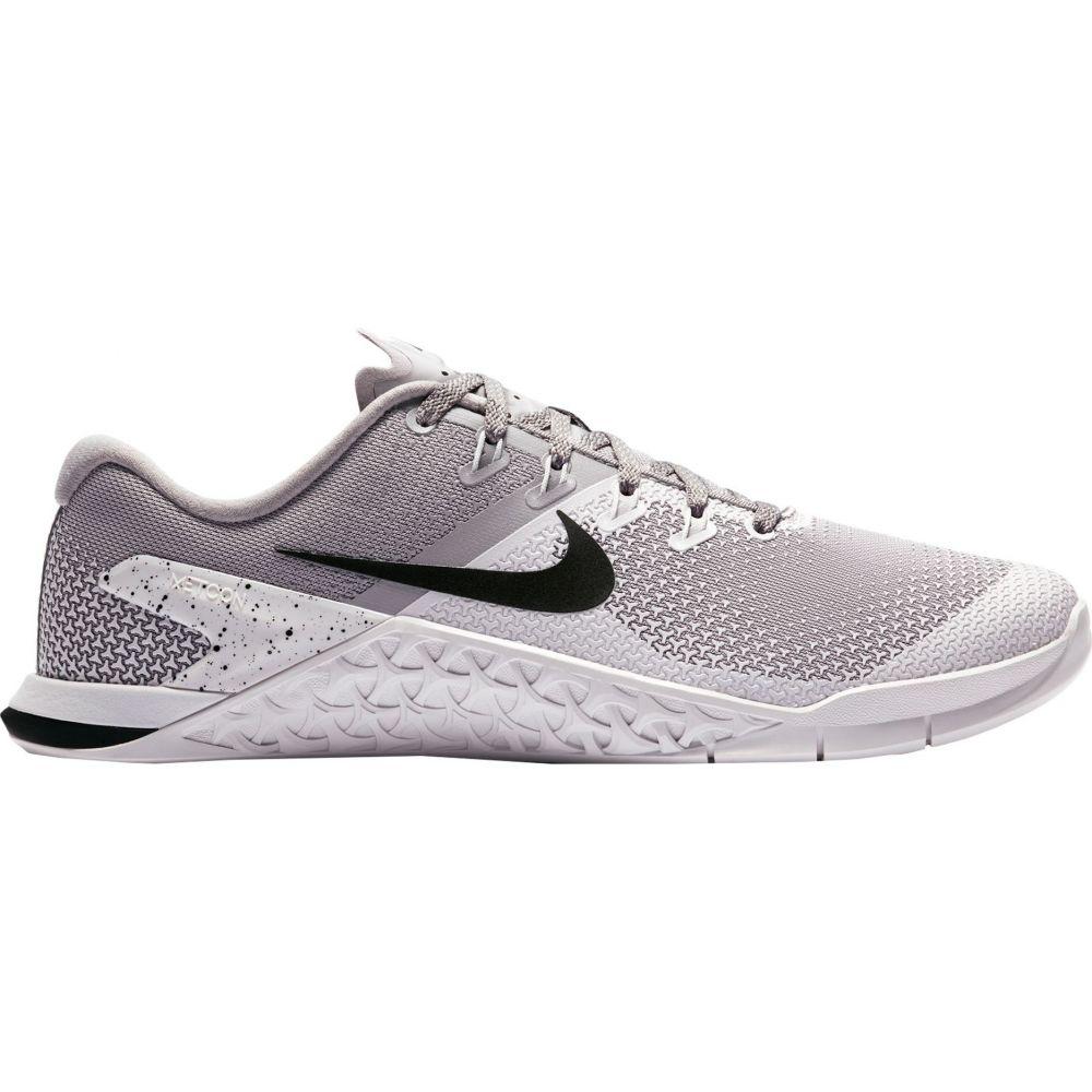 ナイキ Nike メンズ フィットネス・トレーニング シューズ・靴【Metcon 4 Training Shoes】Grey/White/Black
