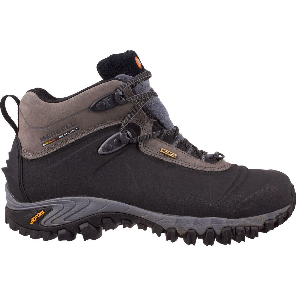 メレル Merrell メンズ ブーツ ウインターブーツ シューズ・靴【Thermo 6 200g Waterproof Winter Boots】Black