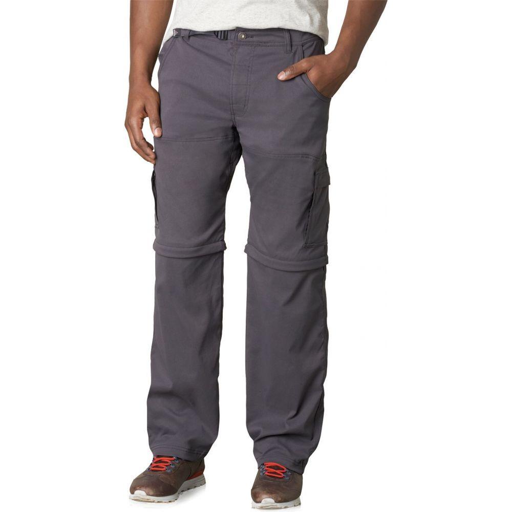 プラーナ prAna メンズ ボトムス・パンツ 【Stretch Zion Convertible Pants】Charcoal