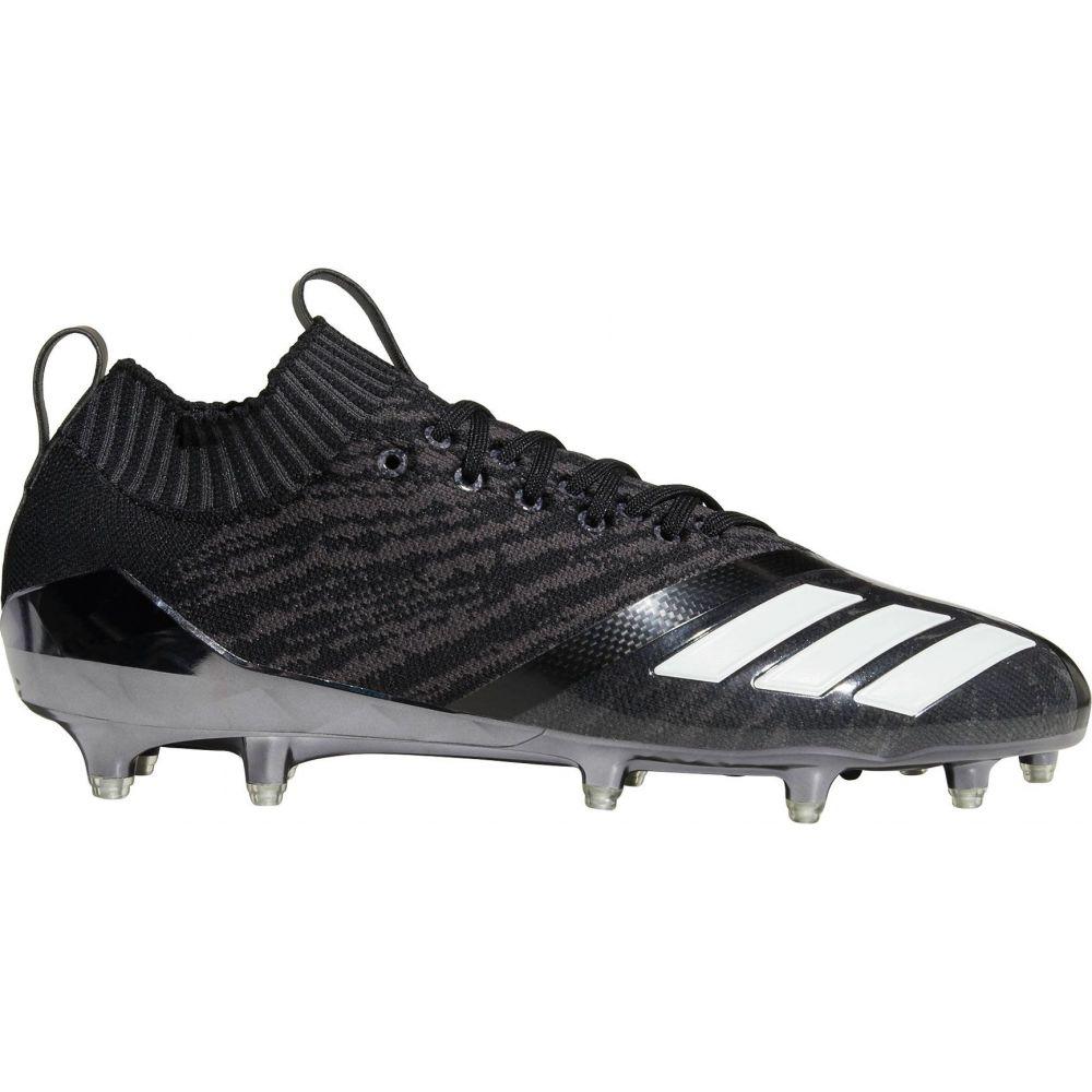 アディダス adidas メンズ アメリカンフットボール スパイク シューズ・靴【adiZERO 5-Star 7.0 Prime Knit Football Cleats】Black/White