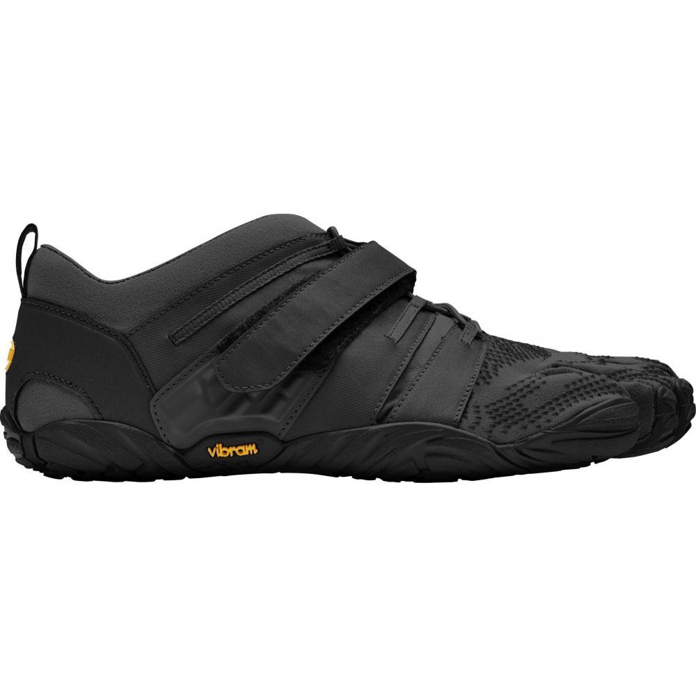 ビブラム Vibram メンズ ランニング・ウォーキング シューズ・靴【V-Train 2.0 Running Shoes】Black/Black