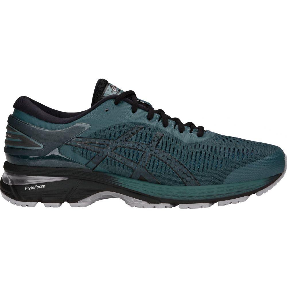 アシックス ASICS メンズ ランニング・ウォーキング シューズ・靴【GEL-Kayano 25 Running Shoes】Iron Green