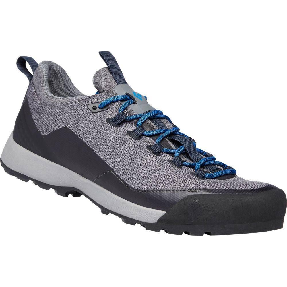 ブラックダイヤモンド Black Diamond メンズ クライミング アプローチシューズ シューズ・靴【Mission LT Approach Climbing Shoes】Nickel