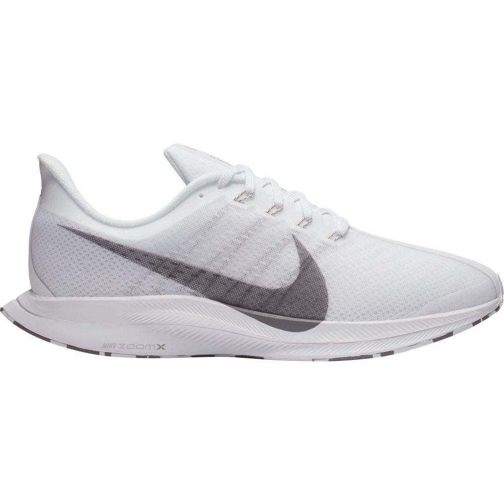ナイキ Nike メンズ ランニング・ウォーキング シューズ・靴【Air Zoom Pegasus 35 Turbo Running Shoes】White/Grey