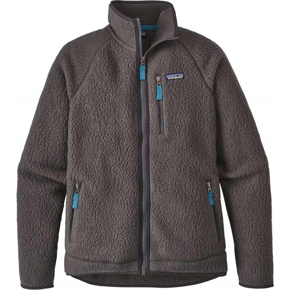 パタゴニア Patagonia メンズ フリース トップス【Retro Pile Fleece Jacket】Forge Grey