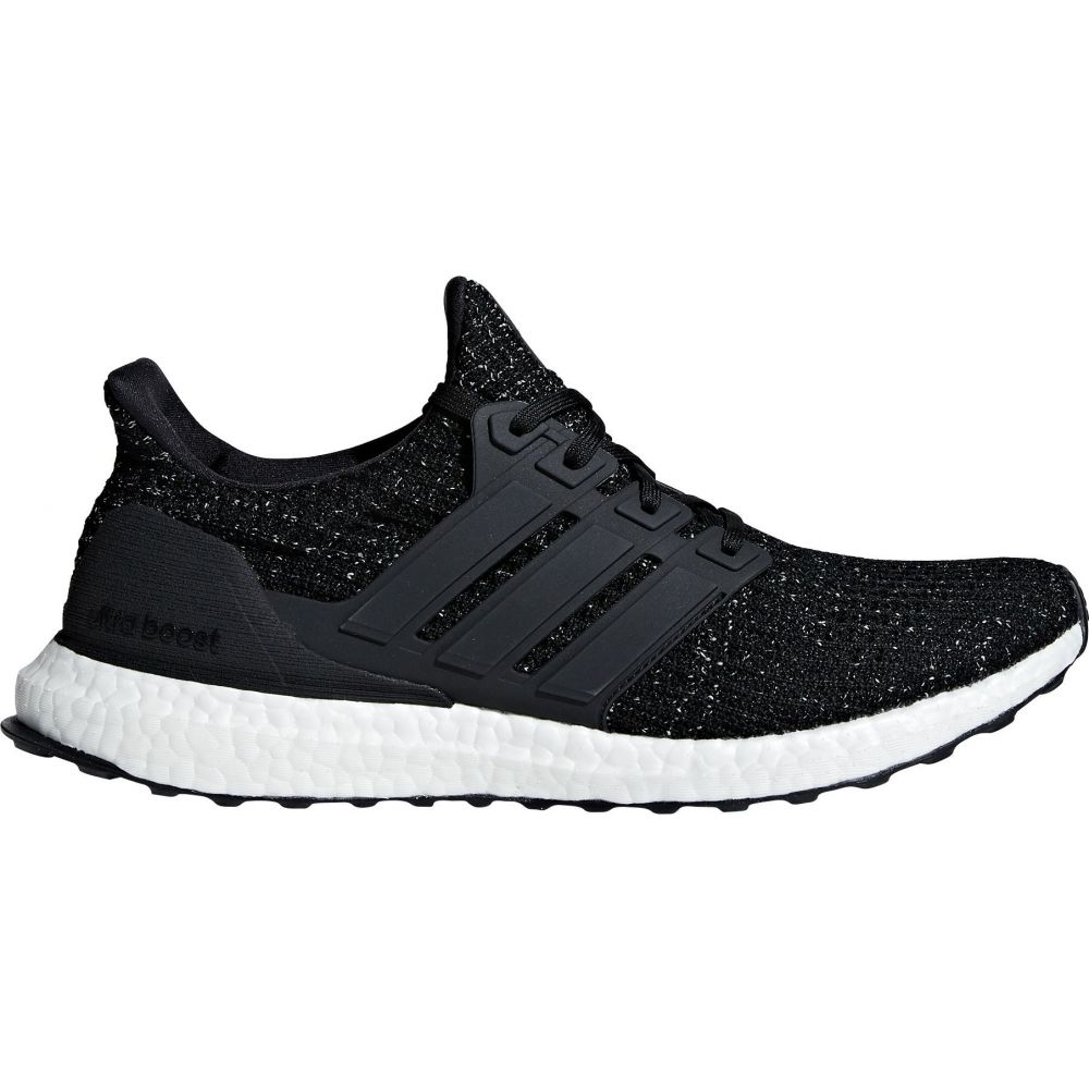 アディダス adidas メンズ ランニング・ウォーキング シューズ・靴【Ultraboost Running Shoes】Black/Black/Grey