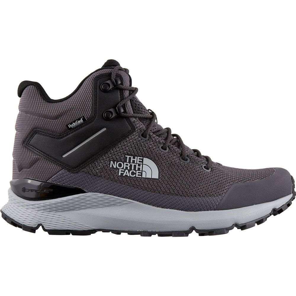 ザ ノースフェイス The North Face メンズ ハイキング・登山 ブーツ シューズ・靴【Vals Mid Waterproof Hiking Boots】Blackened Pearl/Tnf Black