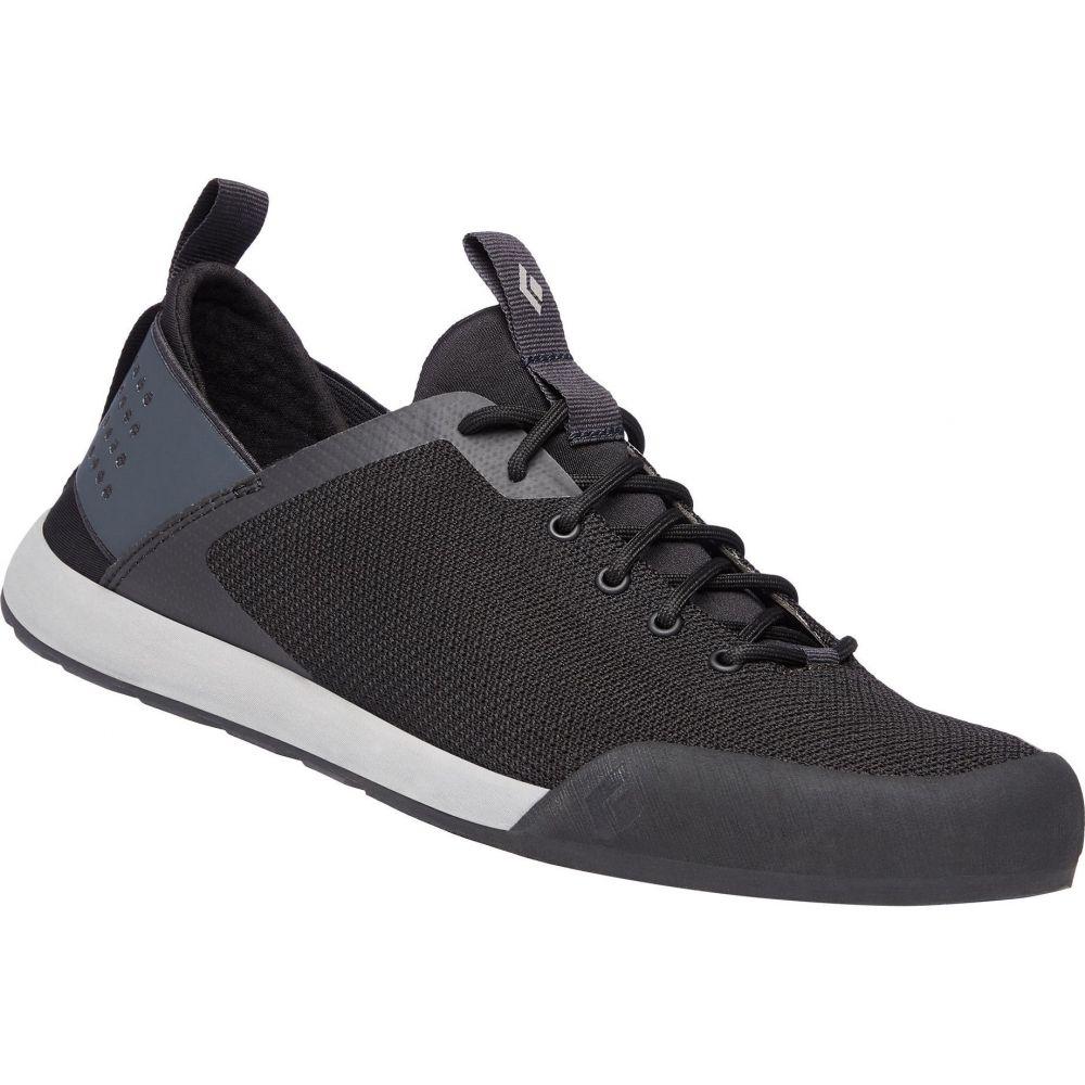 ブラックダイヤモンド Black Diamond メンズ クライミング アプローチシューズ シューズ・靴【Session Approach Climbing Shoes】Black