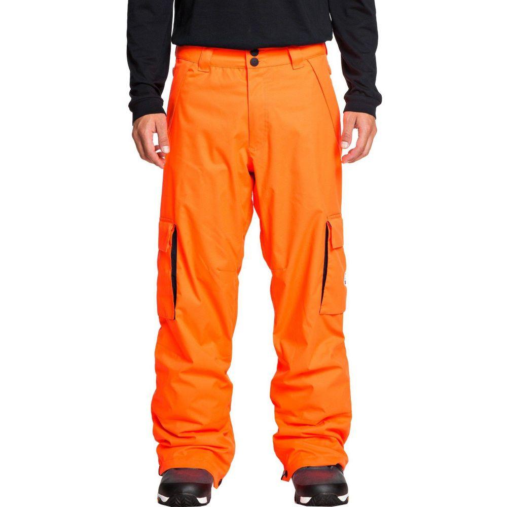 ディーシー DC Shoes メンズ スキー・スノーボード ボトムス・パンツ【Banshee Insulated Snow Pants】Shocking Orange
