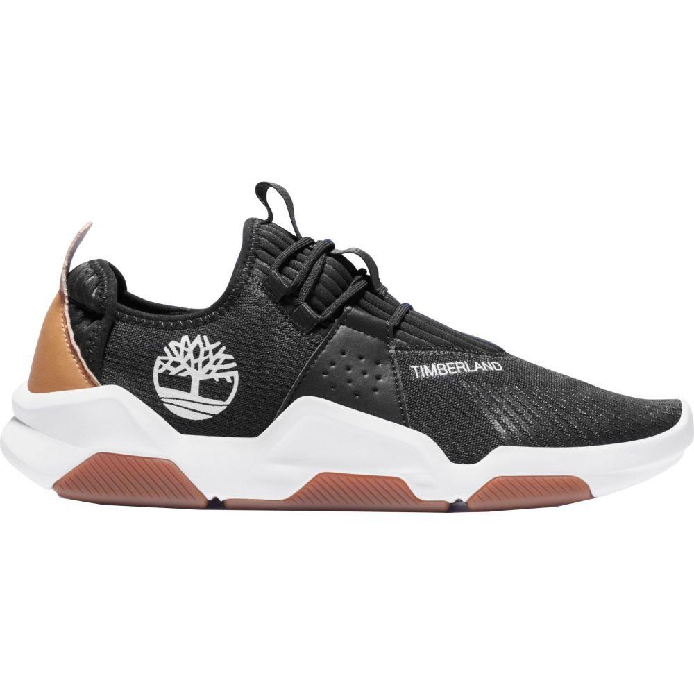 ティンバーランド Timberland メンズ スニーカー シューズ・靴【Earth Rally Flexknit Casual Sneakers】Black