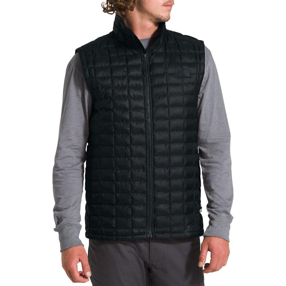 ザ ノースフェイス The North Face メンズ ベスト・ジレ トップス【ThermoBall Eco Vest】Tnf Black Matte