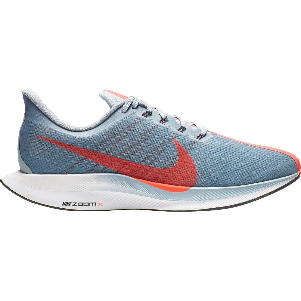 ナイキ Nike メンズ ランニング・ウォーキング シューズ・靴【Air Zoom Pegasus 35 Turbo Running Shoes】Grey/Red