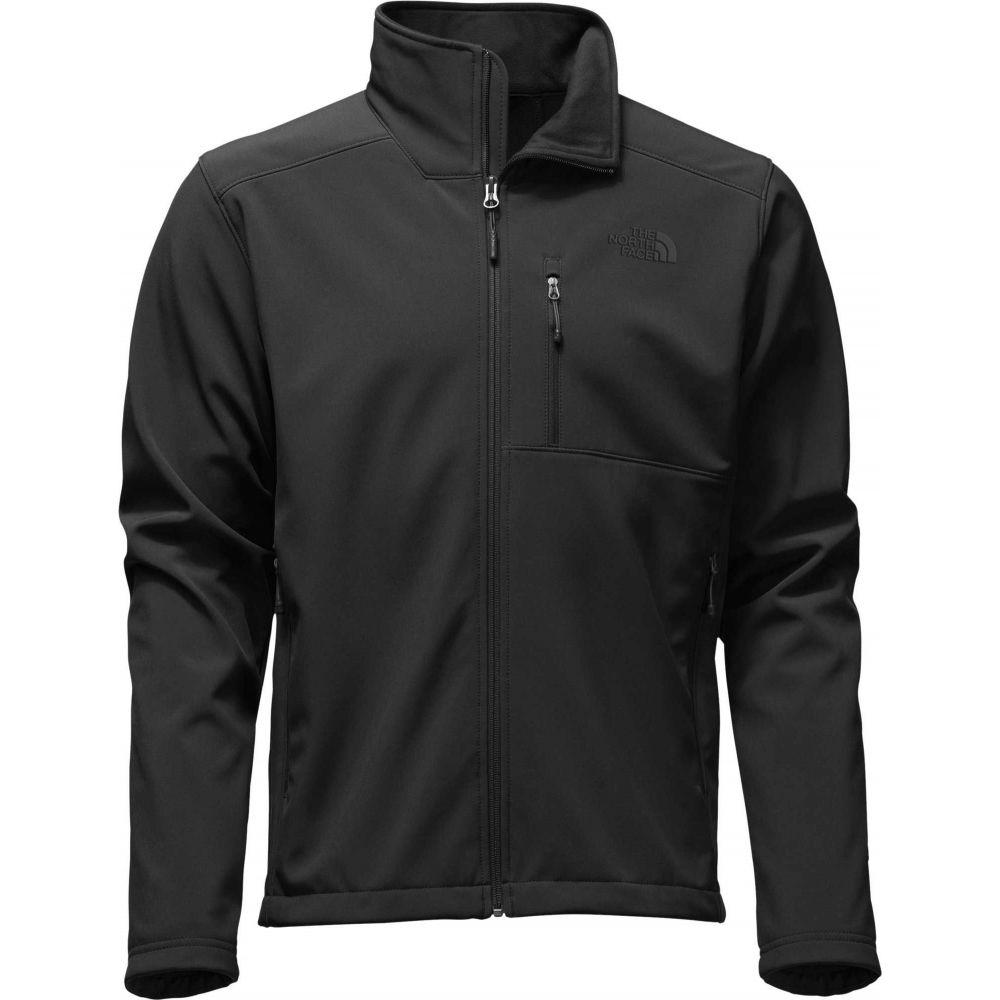 ザ ノースフェイス The North Face メンズ ジャケット ソフトシェルジャケット アウター【Apex Bionic 2 Softshell Jacket (Regular and Big & Tall)】TNF Black/TNF Black