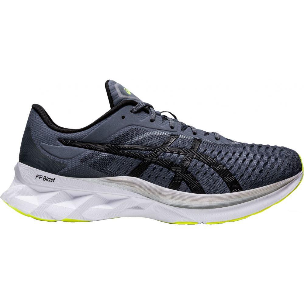 アシックス ASICS メンズ ランニング・ウォーキング シューズ・靴【NOVABLAST Running Shoes】Grey/Black