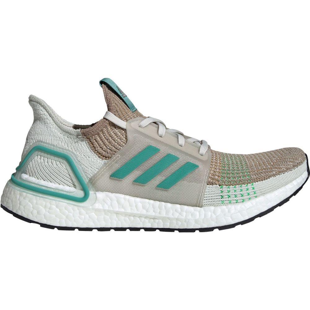 アディダス adidas メンズ ランニング・ウォーキング シューズ・靴【Ultraboost 19 Running Shoes】Khaki/True Green