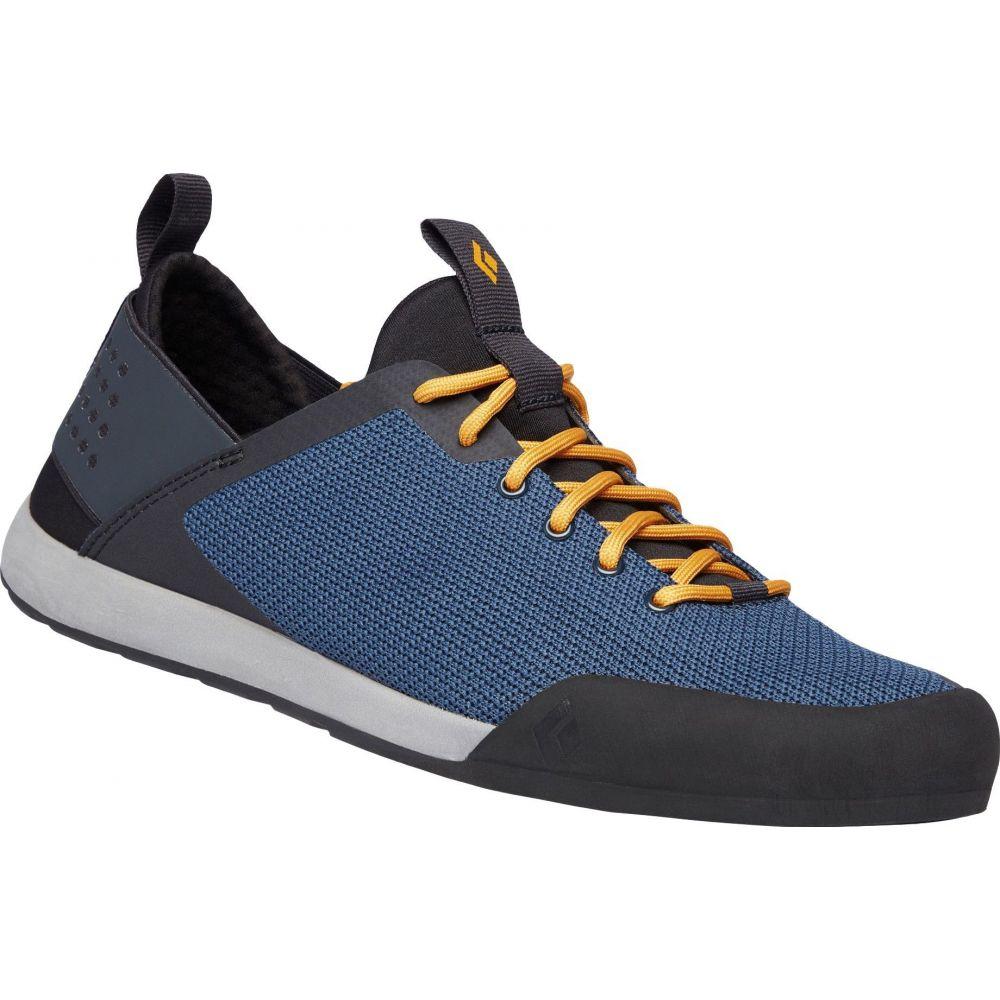 ブラックダイヤモンド Black Diamond メンズ クライミング アプローチシューズ シューズ・靴【Session Approach Climbing Shoes】Eclipse Blue