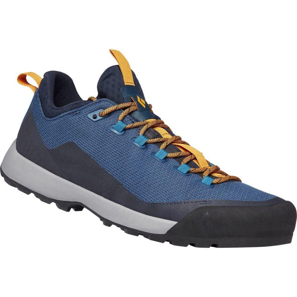 ブラックダイヤモンド Black Diamond メンズ クライミング アプローチシューズ シューズ・靴【Mission LT Approach Climbing Shoes】Eclipse Blue