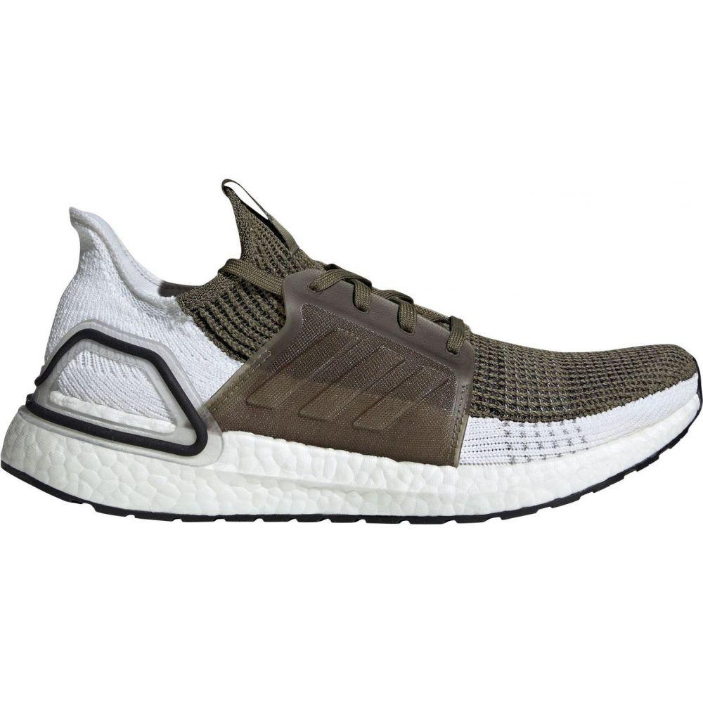 アディダス adidas メンズ ランニング・ウォーキング シューズ・靴【Ultraboost 19 Running Shoes】Raw Khaki/Black
