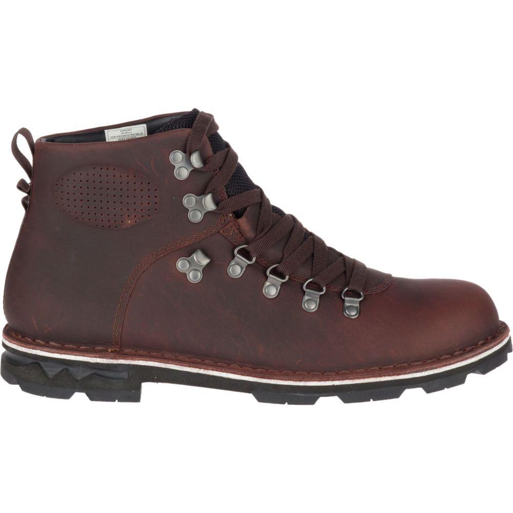 メレル Merrell メンズ ハイキング・登山 ブーツ シューズ・靴【Sugarbush Mid Waterproof Hiking Boots】Espresso
