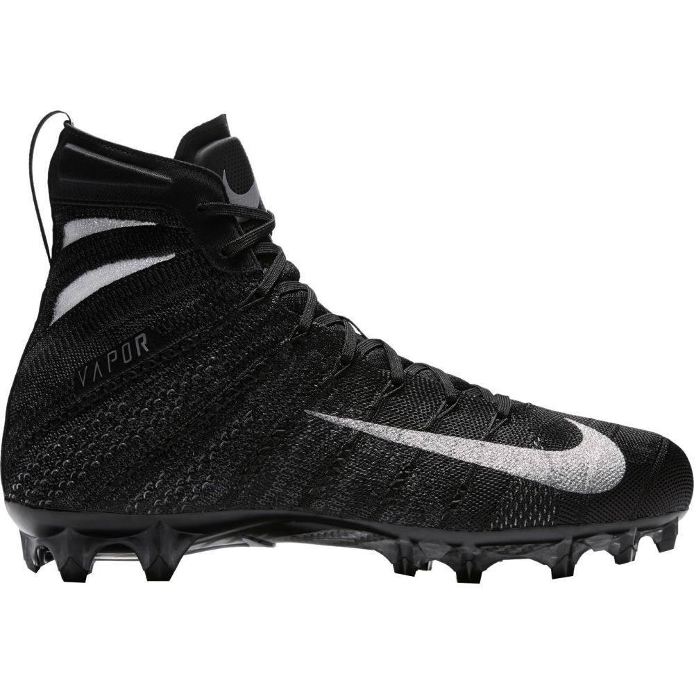 ナイキ Nike メンズ アメリカンフットボール スパイク シューズ・靴【Vapor Untouchable 3 Elite Football Cleats】Black/Silver
