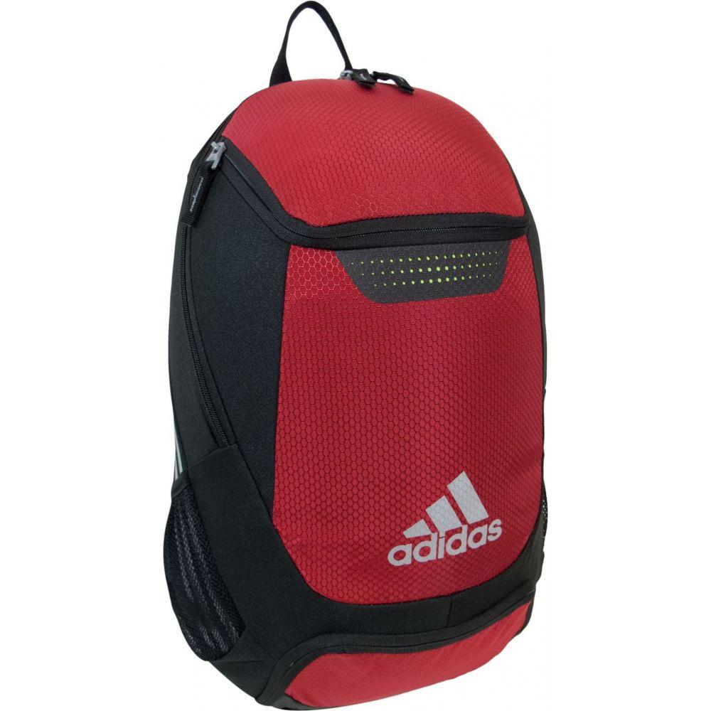 アディダス adidas ユニセックス バックパック・リュック バッグ【Stadium Team Backpack】Red