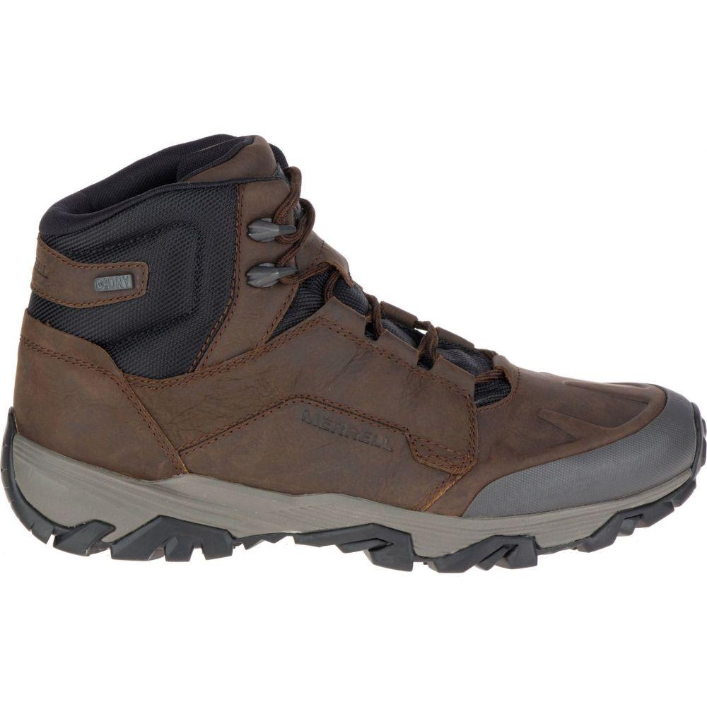 メレル Merrell メンズ ブーツ ウインターブーツ シューズ・靴【Coldpack Ice+ Mid Waterproof Winter Boots】Cinnamon