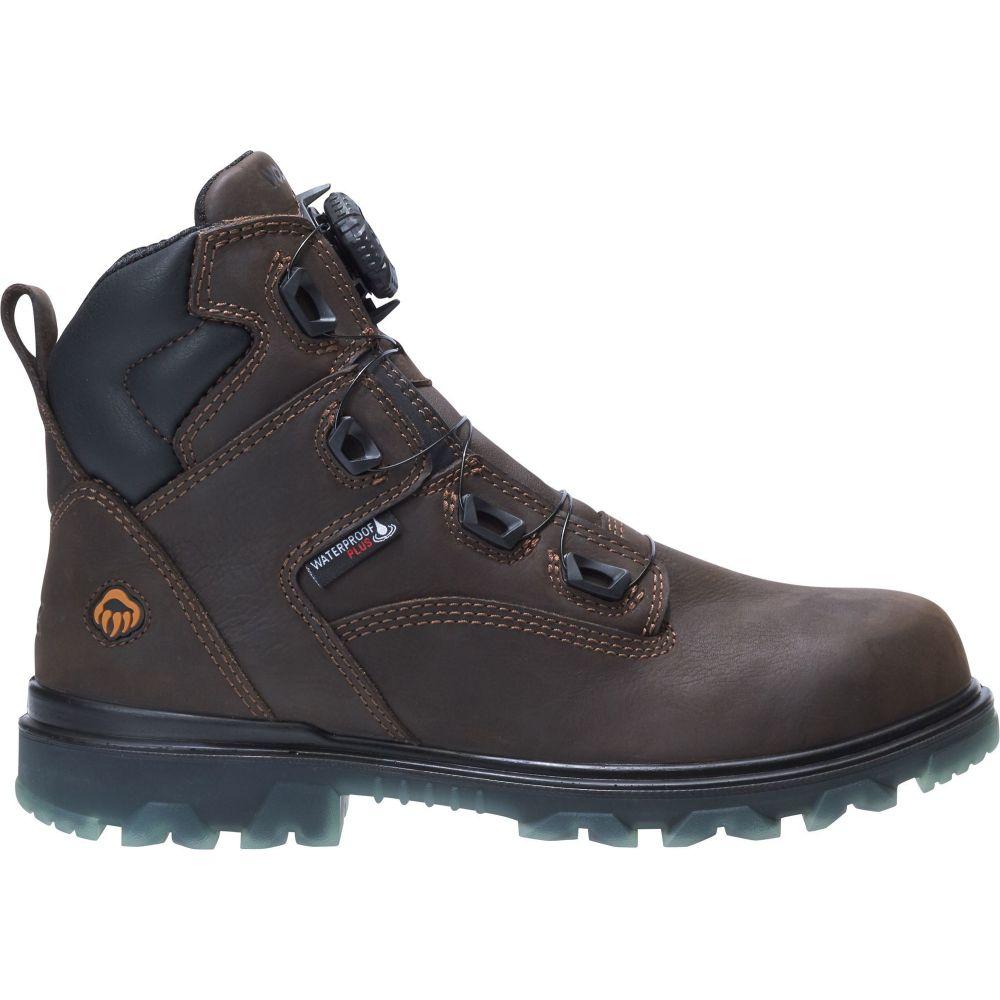 ウルヴァリン Wolverine メンズ ブーツ ワークブーツ シューズ・靴【I-90 EPX BOA Waterproof Composite Toe Work Boots】Coffee Bean