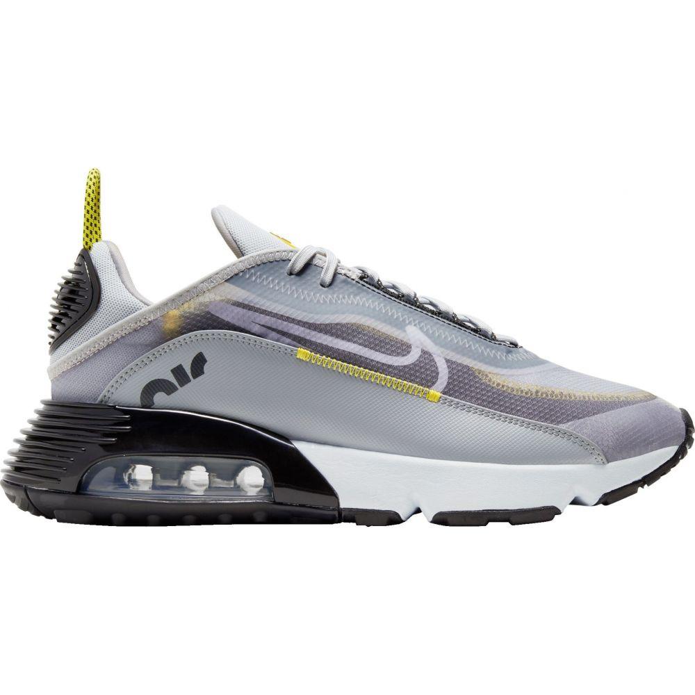 ナイキ Nike メンズ スニーカー シューズ・靴【Air Max 2090 Shoes】Grey/White/Grey