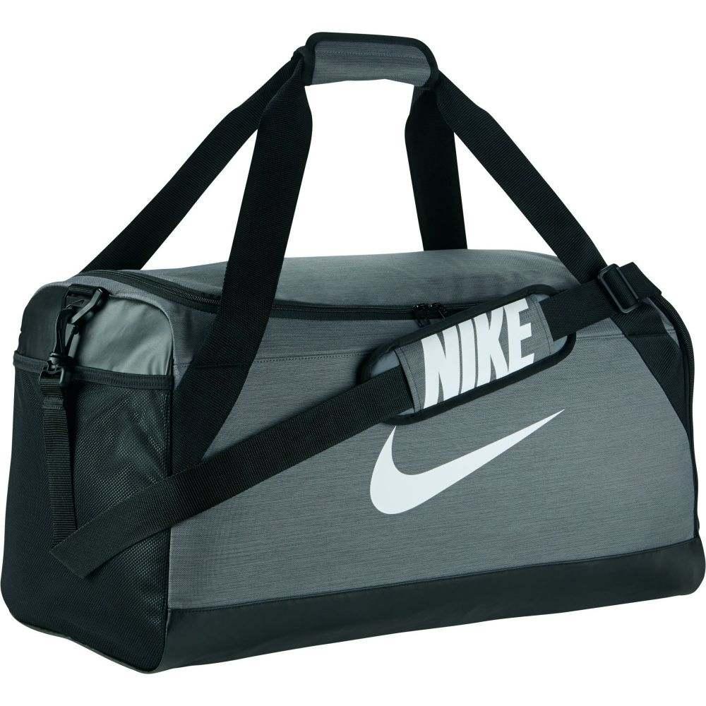 ナイキ Nike ユニセックス ボストンバッグ・ダッフルバッグ バッグ【Brasilia Medium Training Duffle Bag】Flint Grey