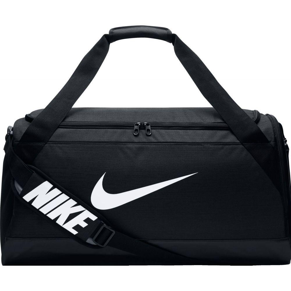 ナイキ Nike ユニセックス ボストンバッグ・ダッフルバッグ バッグ【Brasilia Medium Training Duffle Bag】Black