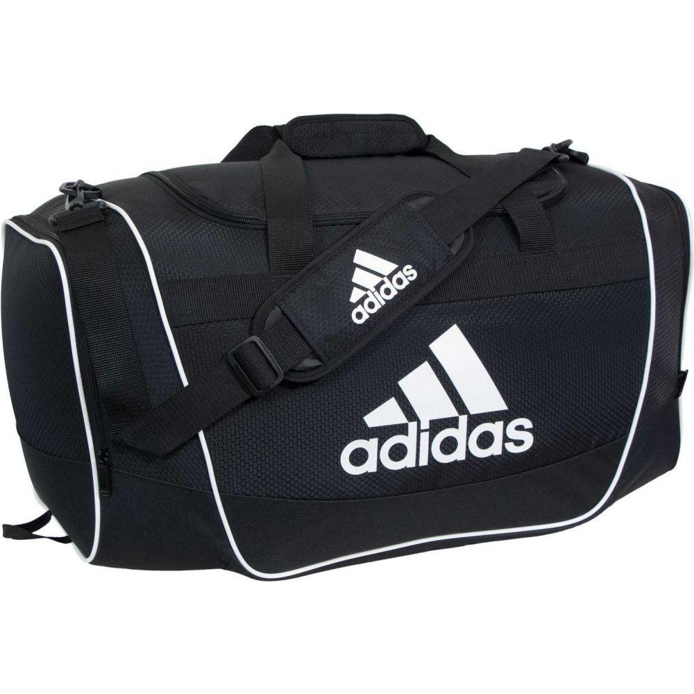 アディダス adidas ユニセックス ボストンバッグ・ダッフルバッグ バッグ【Defender II Large Duffle Bag】Black/White