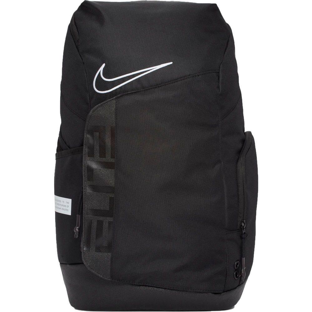 ナイキ Nike ユニセックス バックパック・リュック バッグ【Elite Pro Basketball Backpack】Black/Black/White