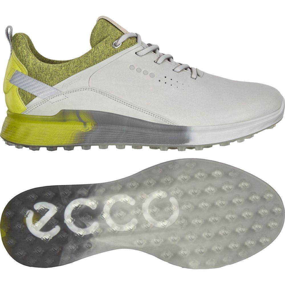エコー ECCO メンズ ゴルフ シューズ・靴【S-Three Golf Shoe】Concrete
