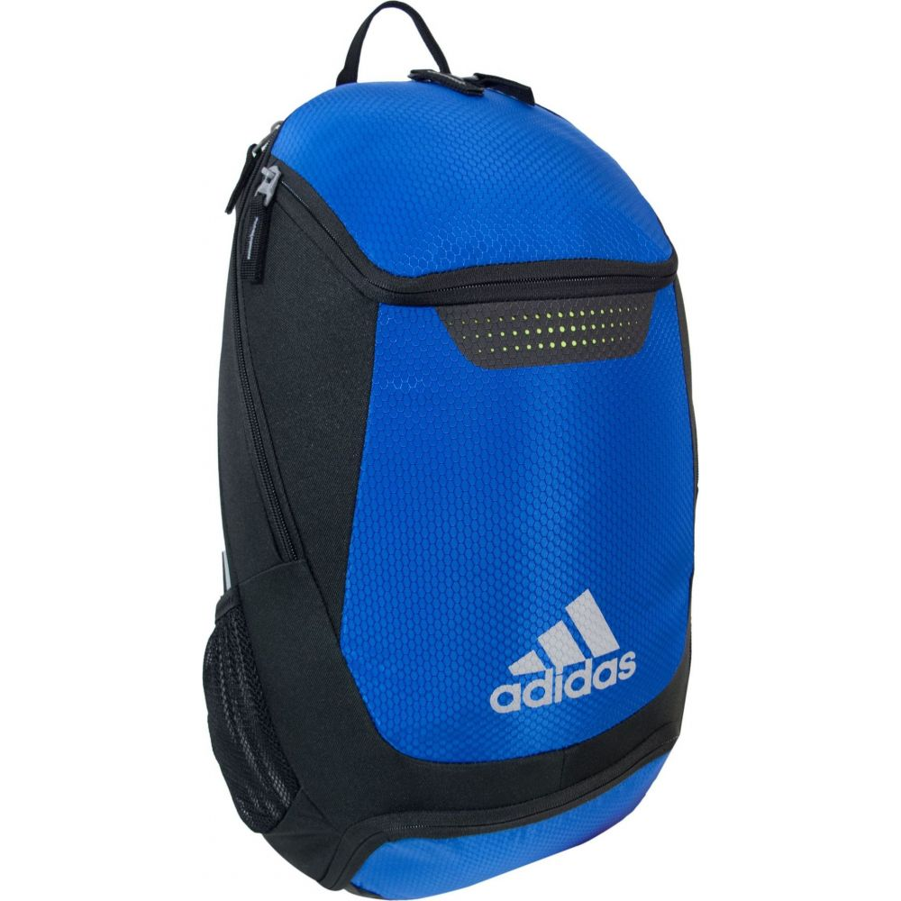 アディダス adidas ユニセックス バックパック・リュック バッグ【Stadium Team Backpack】Blue
