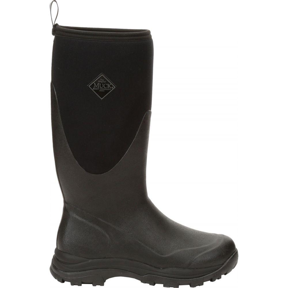 マックブーツ Muck Boots メンズ ブーツ ウインターブーツ シューズ・靴【Arctic Outpost Tall Winter Boots】Black/Dark Shadow