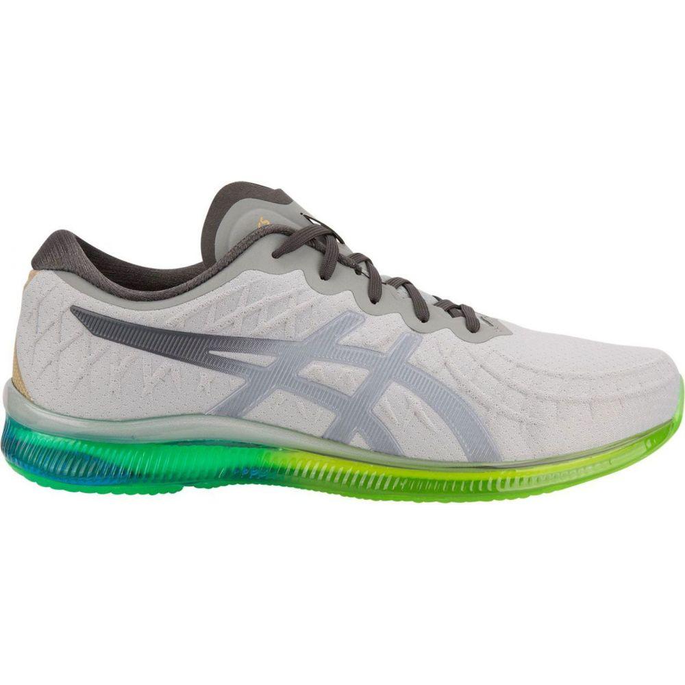 アシックス ASICS メンズ ランニング・ウォーキング シューズ・靴【Gel-Quantum Infinity Running Shoes】Grey/Lime