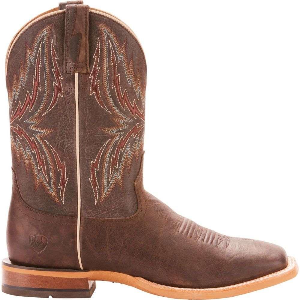 アリアト Ariat メンズ ブーツ ワークブーツ シューズ・靴【Arena Rebound Work Boots】Brown