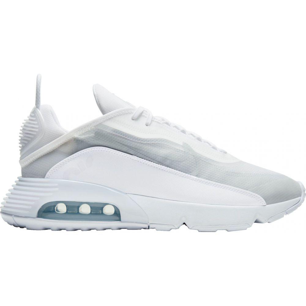 ナイキ Nike メンズ スニーカー シューズ・靴【Air Max 2090 Shoes】White/Pure Platinum