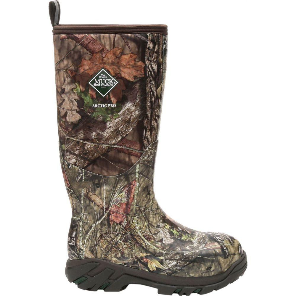 マックブーツ Muck Boots メンズ シューズ・靴 【Arctic Pro Mossy Oak Break-Up Rubber Hunting Boots】Mossy Oak Breakup Country