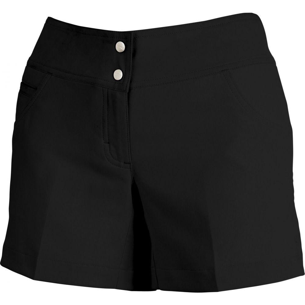 スラセンジャー Slazenger レディース ゴルフ ショートパンツ ボトムス・パンツ【Tech Golf Shorts】Pure Black