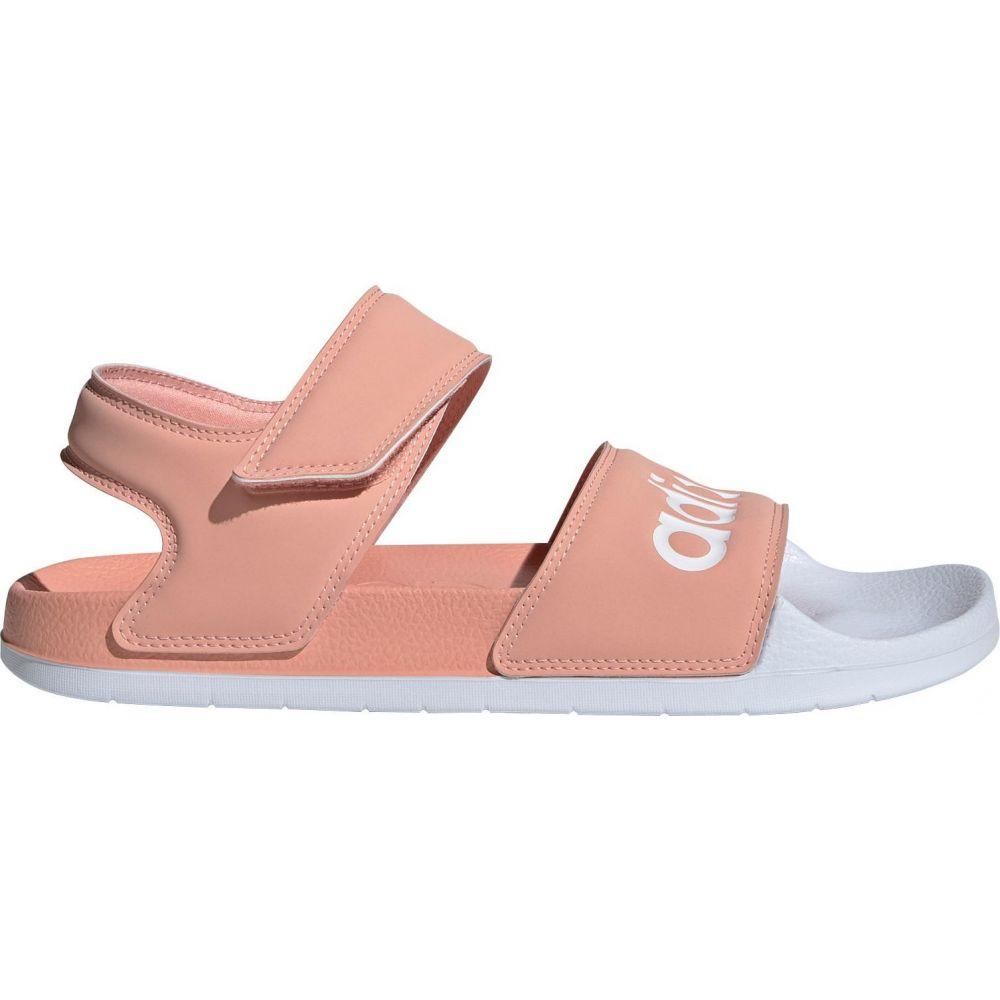 アディダス adidas レディース サンダル・ミュール シューズ・靴【Adilette Sandals】Dust Pink