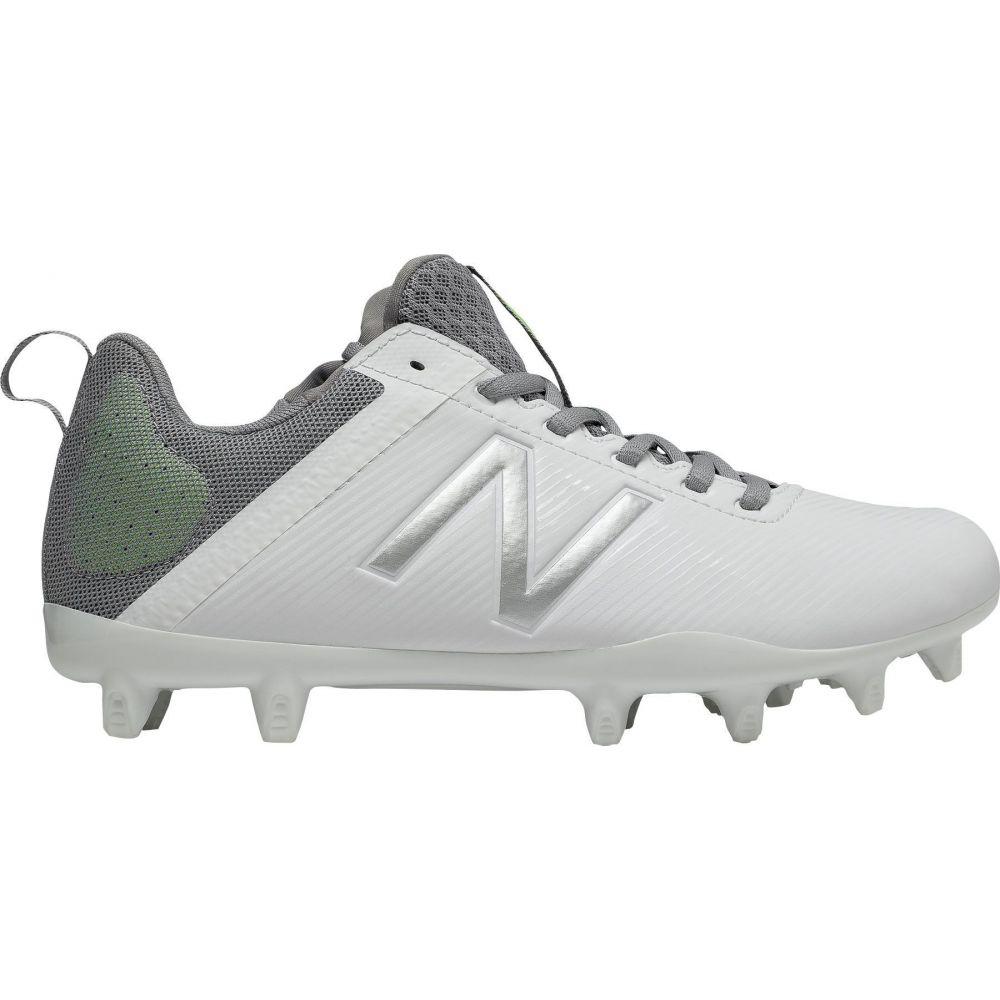 ニューバランス New Balance レディース ラクロス スパイク シューズ・靴【Draw Lacrosse Cleats】White/White