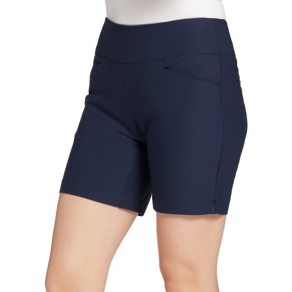 レディー ハーゲン Lady Hagen レディース ゴルフ ショートパンツ ボトムス・パンツ【Hagen 7 Golf Shorts】Dark Navy