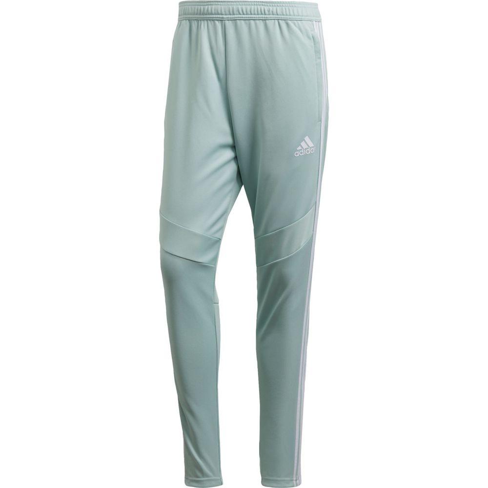 アディダス adidas レディース フィットネス・トレーニング ボトムス・パンツ【Tiro 19 Training Pants】Green Tint/White